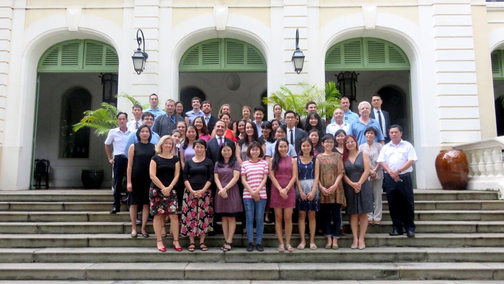 Consulat De France  Ef Bf Bd Ho Chi Minh Ville